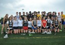 RM boys lacrosse defeats girls lacrosse team in friendly scrimmage for final game of the season