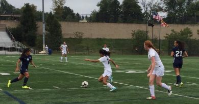 Girls soccer fights hard, falls to BCC