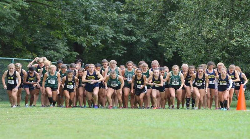 Richard Montgomery Cross Country sees 62 of 68 runners set season records in tri-meet