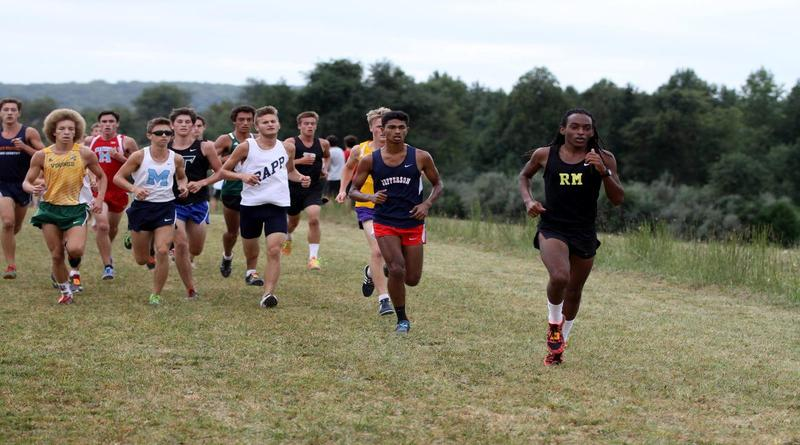 RM Cross Country sees record performance from senior Rohann Asfaw at Oatlands Invitational