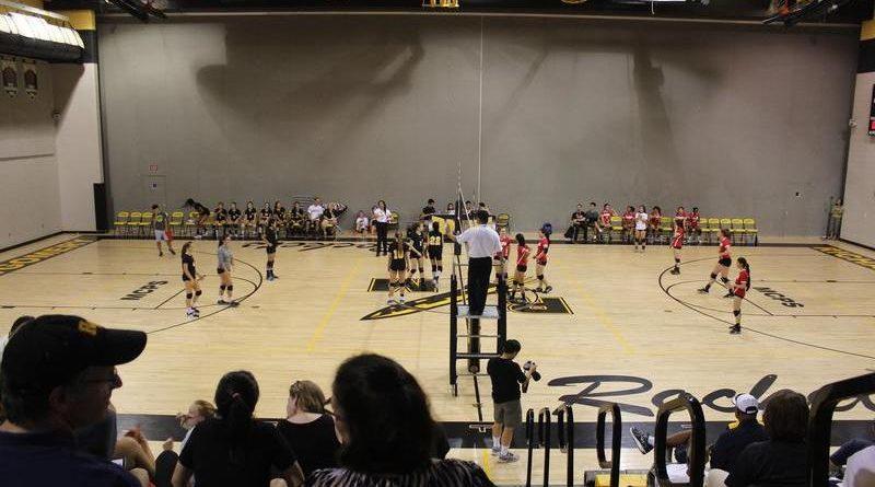 RM girls volleyball beats Blair in five-set thriller
