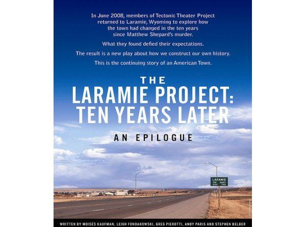 laramie project analysis essay
