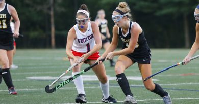 Field hockey falls to Wootton in first round of playoffs 2-1