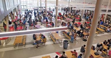MCPS schools experience severe overcrowding