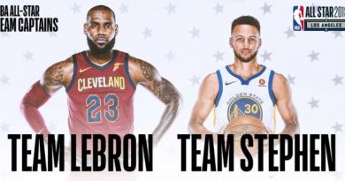 Team LeBron vs. Team Stephen?
