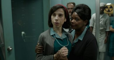 """How Oscar Best Picture winner fairytale """"The Shape of Water"""" reflects reality"""